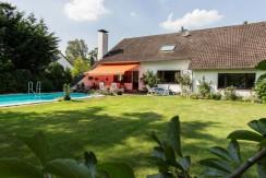 VERKAUFT – Rendsburg/Umland – Villa in Schülldorf