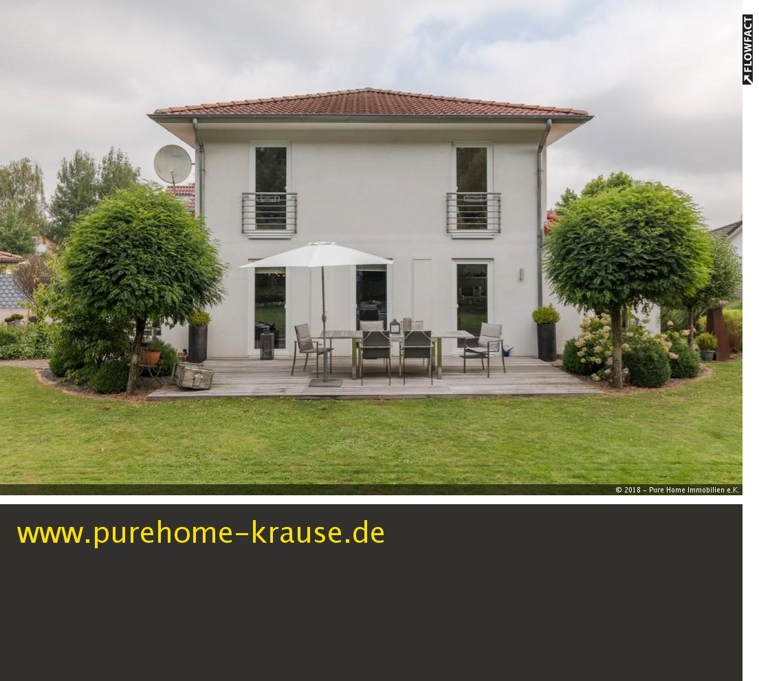 modernes Haus im Grünen   Pure Home Immobilien