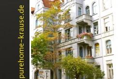 VERKAUFT – Historische Villenetage für Praxis/ Kanzlei Büroetage mit Garten